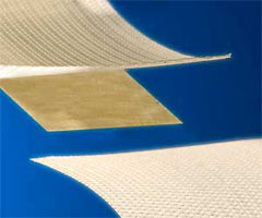 Heat seal bonding for fabric laminates developed by Warwick Mills