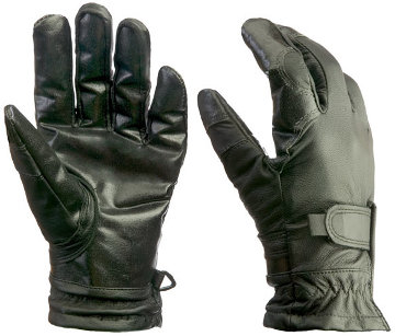 Needle protection TurtleSkin Search Gloves